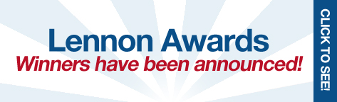 Lennon Awards Have Been Announced!