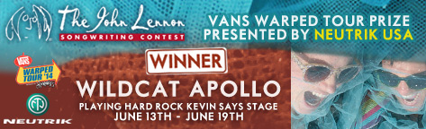 Warped Tour Winner: Wildcat Apollo