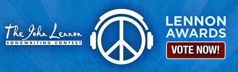 Vote for the John Lennon Songwriting Contest Winners